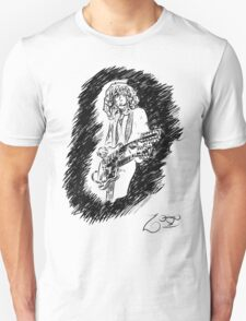sir Jimmy Page Unisex T-Shirt