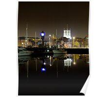 The Marina - Kingston upon Hull Poster