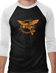 Dragon Games Men's Baseball ¾ T-Shirt