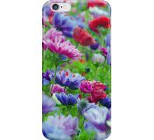 Tulip Flower Garden iPhone Case/Skin