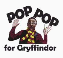 Pop Pop for Gryffindor! by megsakin