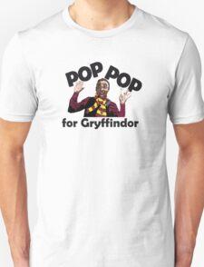 Pop Pop for Gryffindor! T-Shirt