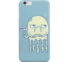 NOPETAPUS IS NOT AMUSED iPhone Case/Skin