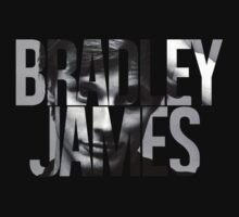 Bradley James by hannahollywood