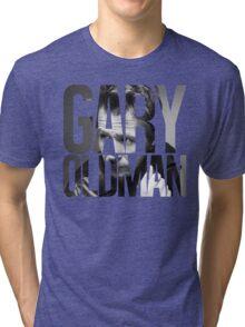 Gary Oldman Tri-blend T-Shirt