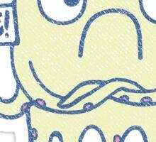 NOPETAPUS IS NOT AMUSED Sticker