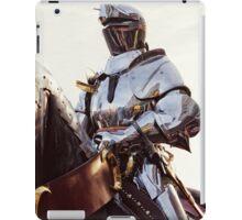 Knight In Shining Armour iPad Case/Skin
