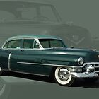 1953 Cadillac Sedan deVille by TeeMack