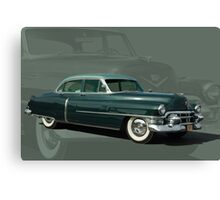 1953 Cadillac Sedan deVille Canvas Print