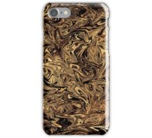 Coffee spilt iPhone Case/Skin