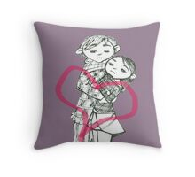 In love? Throw Pillow