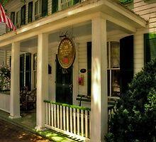Strawberry Inn by Lois  Bryan
