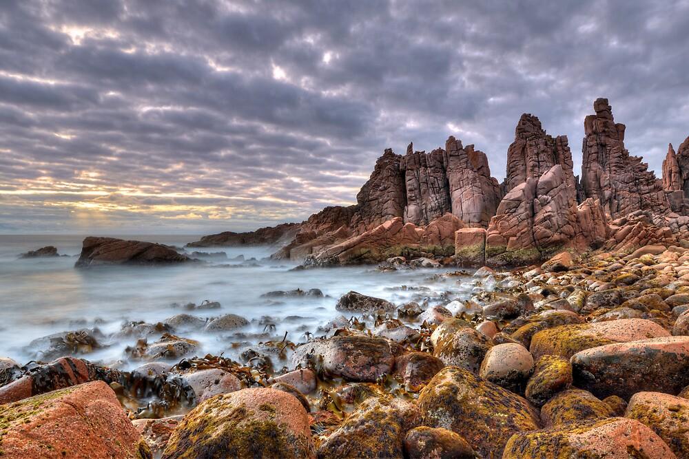 The Pinnacles by Alex Stojan