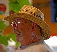 Vineyard Farmer by phil decocco
