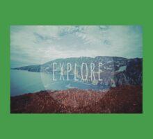 Explore Kids Tee
