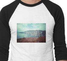 Explore Men's Baseball ¾ T-Shirt