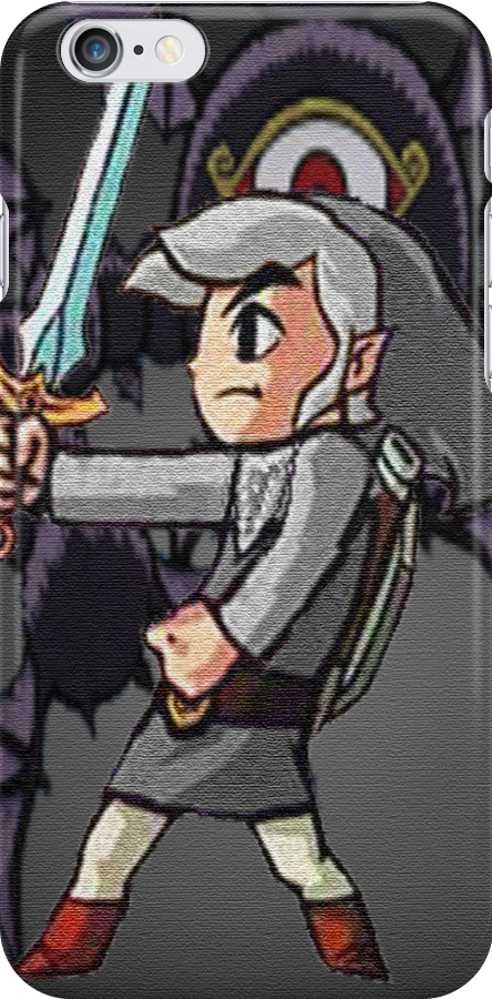 Shadow Link by PhantomChild