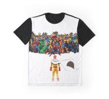 saitama versus Graphic T-Shirt