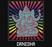 Ganesha by Samuel Sheats