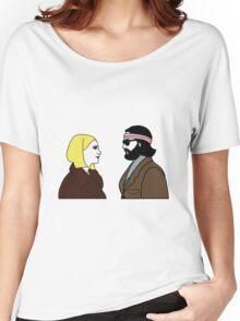 The Royal Tenenbaums Women's Relaxed Fit T-Shirt