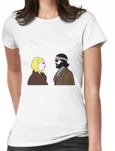 The Royal Tenenbaums Womens Fitted T-Shirt