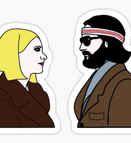 The Royal Tenenbaums Sticker