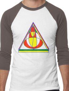 Mark of the Hallows Men's Baseball ¾ T-Shirt