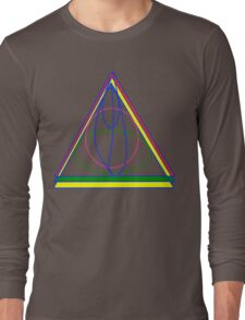 The Cloak, The Ring, and the Wand. Long Sleeve T-Shirt