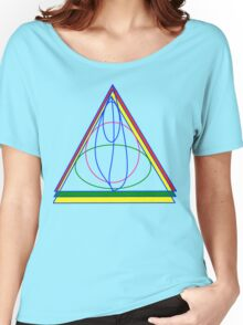 The Cloak, The Ring, and the Wand. Women's Relaxed Fit T-Shirt