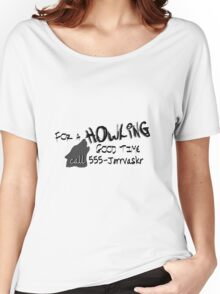 Howling Good Time Women's Relaxed Fit T-Shirt