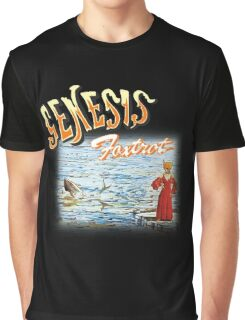 Foxtrot - Genesis Graphic T-Shirt