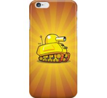 Happy Tank iPhone Case/Skin