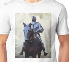 Knight On Horseback Unisex T-Shirt