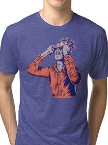 Techno Moderat Tri-blend T-Shirt