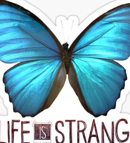Life is Strange Butterfly Sticker
