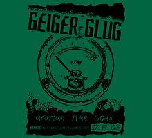 Geiger Glug Post Apocalyptic Soda Label Unisex T-Shirt