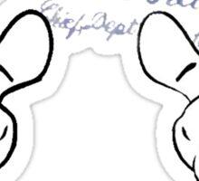 Thumb - Doctor Bob Kelso - Scrubs Sticker