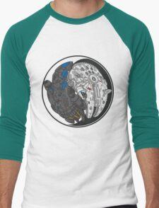 Sci-Fi Yin Yang T-Shirt