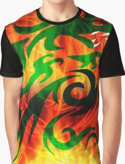 DRAGON RAMPANT Graphic T-Shirt