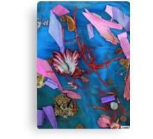 Potpourri Collage Canvas Print