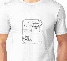 snowy and thief Unisex T-Shirt