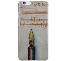 Music iPhone Case/Skin