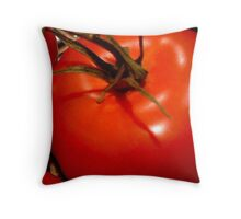 """Tomato""  Throw Pillow"