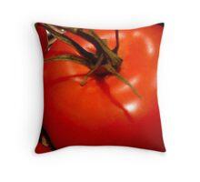 """""""Tomato""""  Throw Pillow"""