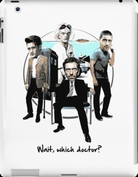 Wait, which doctor? by Zacharydarren
