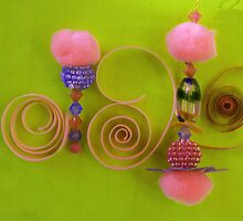 Quilled Paper Series by Tamarra
