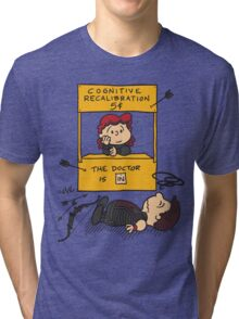Cognitive Recalibration Tri-blend T-Shirt
