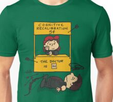 Cognitive Recalibration Unisex T-Shirt