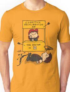 Cognitive Recalibration Unisex T-Shirt