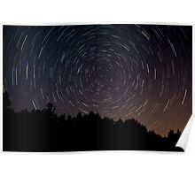 Polaris Trails Poster